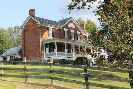 Springdale (Natl. Register of Historic Places) - Lexington