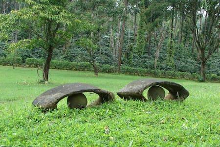 Explore, Dream and Discover at Shyara Land - Kadanga Marur - Hus