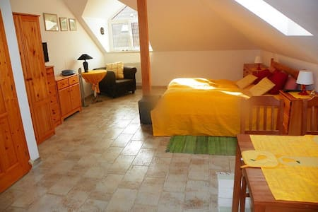 Room in the country side - Sulice - Wohnung