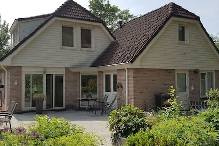 Paradijs in de polder - Dronten - Villa