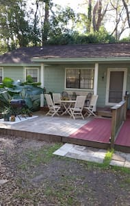 2br/2bClose to Downtown/Midtown/FSU - Tallahassee - Adosado