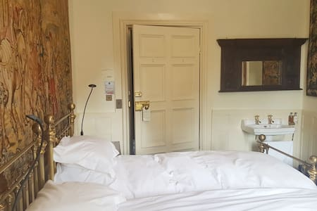 APPLEBY CASTLE - THANET BEDROOM - Appleby-in-Westmorland
