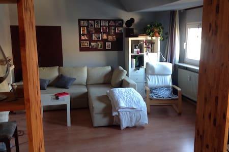 Attraktives Zimmer, auch für zwei - Bensheim - Daire