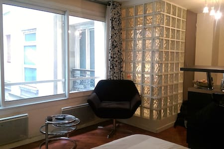 Studio plein centre de Paris - Rue Montorgueil - Apartment