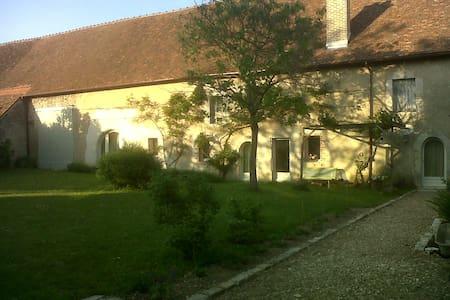 Maison de charme près de Chambord - Huis