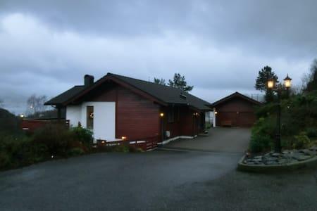 Leilighet i underetasjen i villa - Florvåg