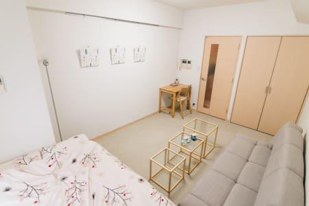 15min to Shibuya, Asakusa, Haneda! - Minato-ku - Apartment
