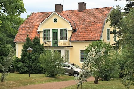 Charming big house close to Vimmerby - Södra Flaka - Haus