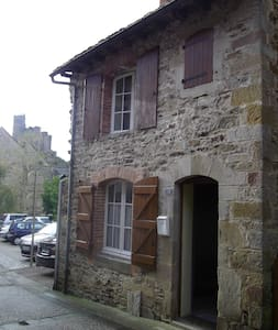 Petite maison de village - Najac - House