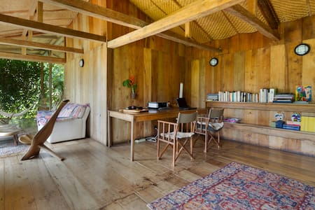Rooms in beautiful wooden cabin - Bed & Breakfast