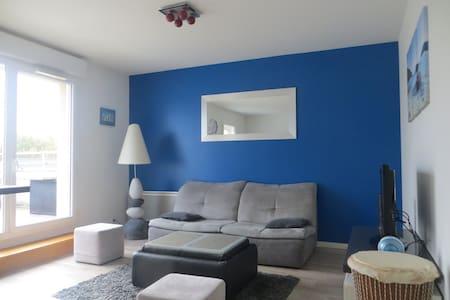 Appartement Affaires ou Loisirs, situation idéale! - Pont-Péan