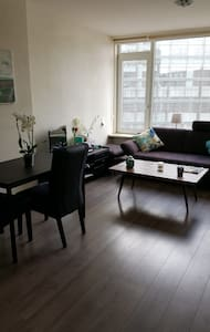 Cozy apartment in city center of Enschede - Apartment