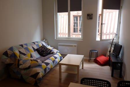 Rouen, hyper centre - Rouen - Apartment