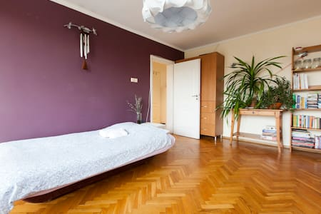 Double room with balcony, Old Town - Apartment