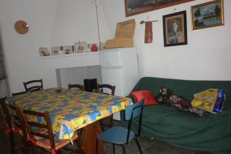 Camera da letto in casa vicino al mare - Hus