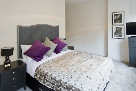 Modern 2 Bed Apartment In The City - London - Apartment
