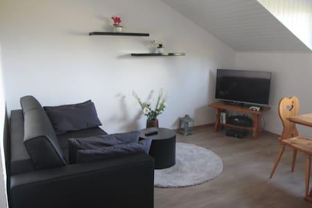 Cozy 2-room apartment - Vionnaz