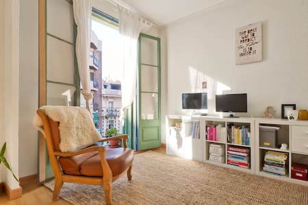 Beautiful & Cozy Apartment in the City Centre! - Barcelona - Apartment