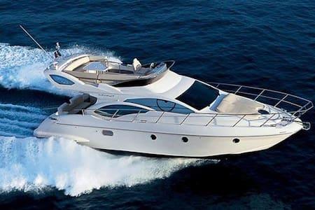 """Oceanis"" Azimut 43 Motor Yacht - Thera"