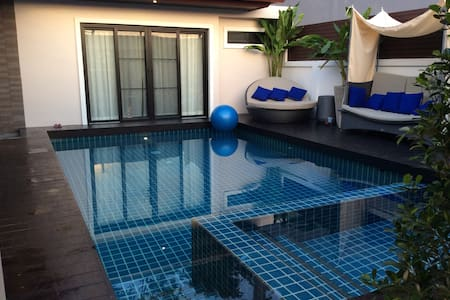 Private Pool open 24 hrs. - Villa