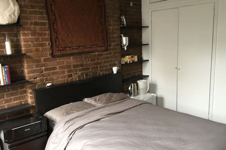 Spacious room-Midtown/Times Square - Apartamento