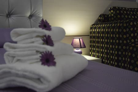 Camera Lilla - Il Gheppio Bed & Breakfast - Bed & Breakfast