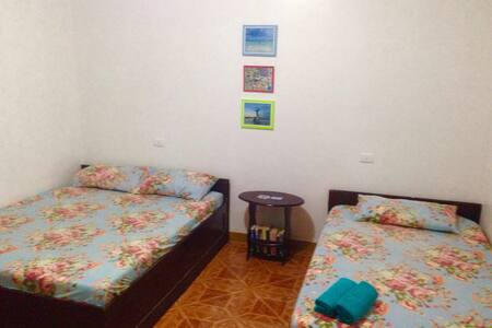 Nemo Room: 1min from beach good for 3pax - Malay - Apartment