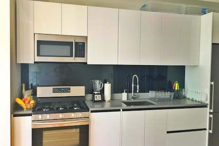 Williamsburg luxury apartment 10 mins to Manhattan - Appartamento