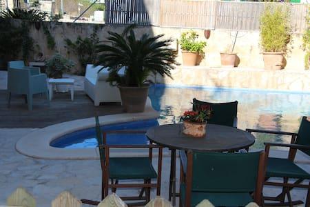 Manor restored Mallorca style - Binissalem