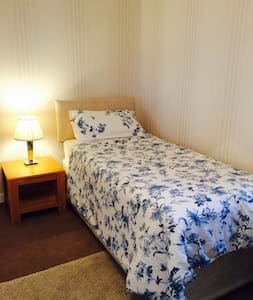 Single room avalable with shared bathroom x 2 - Musselburgh - Otros