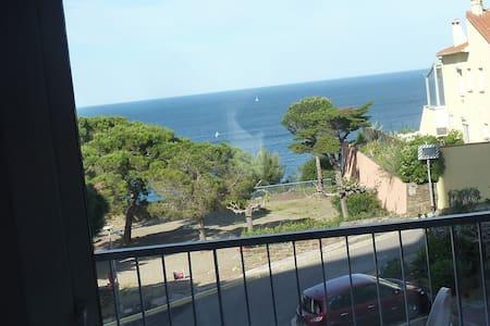 One bed apt - sea & mountain views - Banyuls-sur-Mer - Apartment