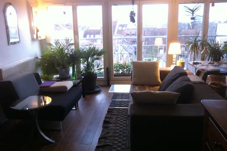 Beautiful apartment with a view - Apartment