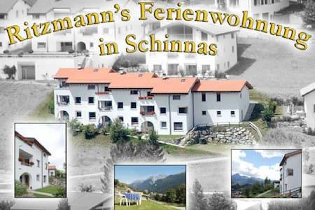 Ferienwohnung Schinnas, Scuol - Apartamento