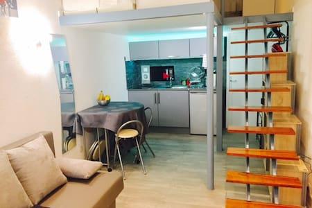 Appartement cosy 2/4 pers - Cœur Croix Rousse - Lyon