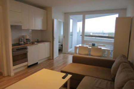 Perfect location + awesome view !!! - Hamburg - Apartment