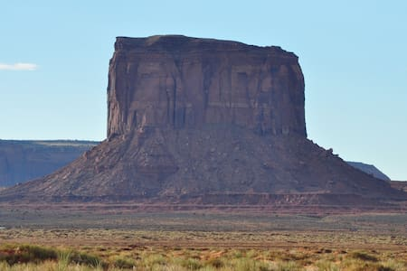 Tent Camping (Bed and a heater) - Oljato-Monument Valley - Tenda de campanya