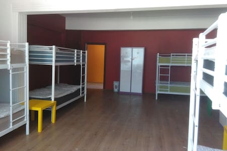 Bed in 8-Bed Mixed Dormitory Room - Guesthouse