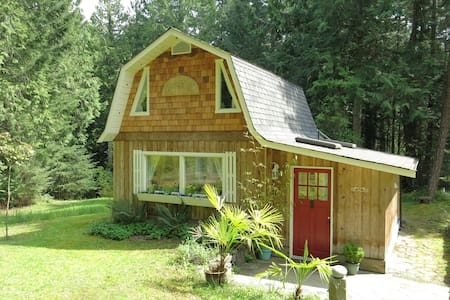 Angel Cottage - Salt Spring Island - Kabin