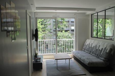 Appart calme, rénové, proche de La Défense - Courbevoie - Appartement