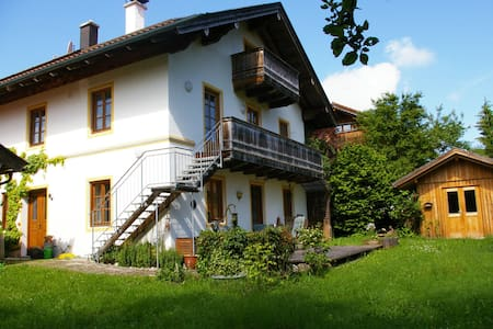 Drei gemütliche Zimmer - Eurasburg - Hus