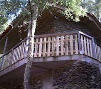 Mó de Cima_Castelo do Mau Vizinho_AL - Cabaña