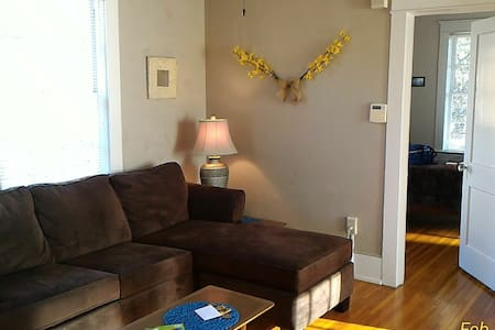 Mid-town condo in historic Mobile - Mobile - Appartement