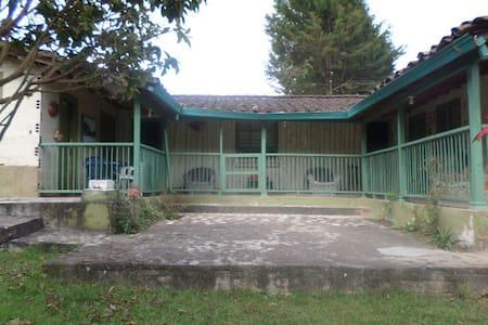 Casa de Campo - Hus