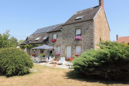 Chez Christian et Fanfan - Le Val-Saint-Père - Lejlighed