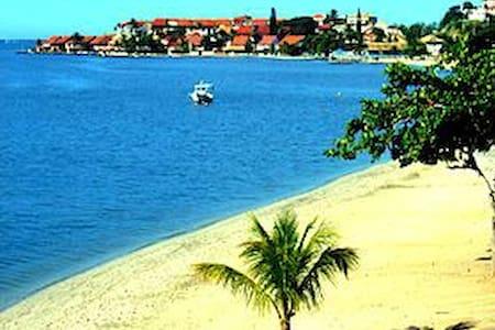 Casa de praia a 300 metros da Lagoa - Iguaba Grande - Casa