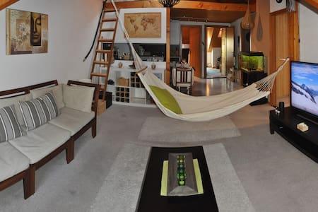AZA Home. Stay in the Heart of Interlaken - Apartemen