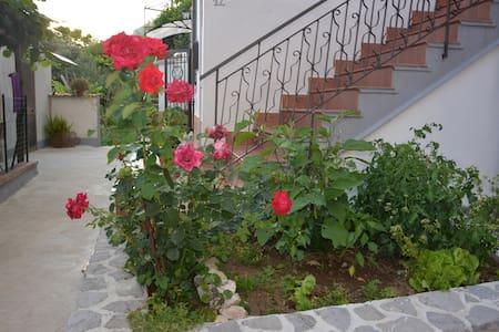 Casa panoramica in costiera amalfitana - Tramonti - Haus