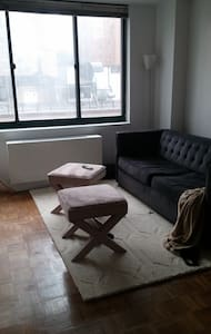 1 Bedroom Outside Columbus Circle - Apartment