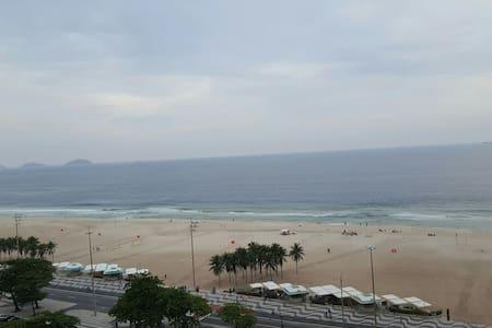 Apartamento Vista Mar - Copacabana. - Rio de Janeiro - Apartment