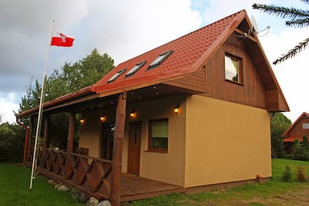 Dom całoroczny w Kopalinie - wejherowski